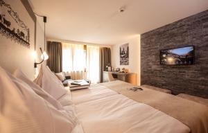 Hotel Daniela, Hotely  Zermatt - big - 12