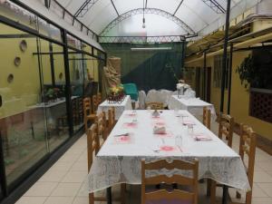 Hospedaje Del Pilar, Inns  Lima - big - 31