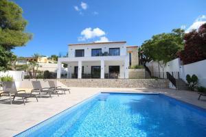 HMR Villas - Villa Cabina, Villen  Moraira - big - 1
