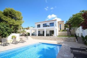 HMR Villas - Villa Cabina, Villen  Moraira - big - 2