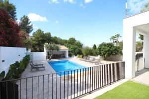HMR Villas - Villa Cabina, Villen  Moraira - big - 4