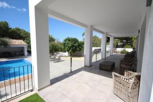 HMR Villas - Villa Cabina, Villen  Moraira - big - 6