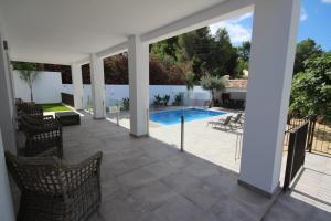 HMR Villas - Villa Cabina, Villen  Moraira - big - 8