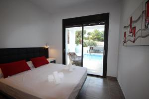 HMR Villas - Villa Cabina, Villen  Moraira - big - 19