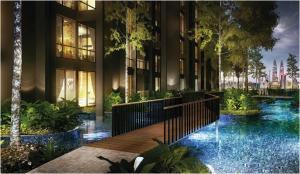 Sky M city, Appartamenti  Kuala Lumpur - big - 56