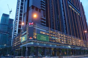 Sky M city, Appartamenti  Kuala Lumpur - big - 60
