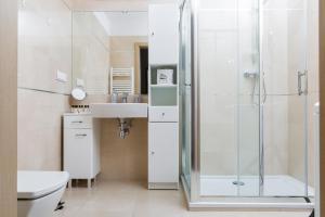 Mielno-Apartments Dune Resort - Apartamentowiec A, Appartamenti  Mielno - big - 109
