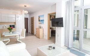 Mielno-Apartments Dune Resort - Apartamentowiec A, Appartamenti  Mielno - big - 105