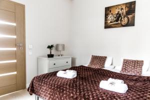 Mielno-Apartments Dune Resort - Apartamentowiec A, Appartamenti  Mielno - big - 102