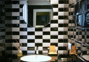 Disount Hotel Selection Italien Rimini Residence Terminus Zimmer - Badezimmer fliesen berechnen