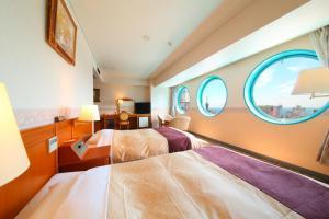 Hotel Seawave Beppu, Hotely  Beppu - big - 27