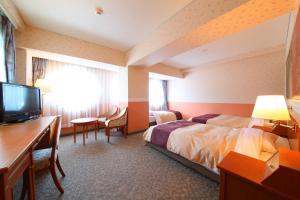 Hotel Seawave Beppu, Hotely  Beppu - big - 14