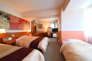 Hotel Seawave Beppu, Hotely  Beppu - big - 15