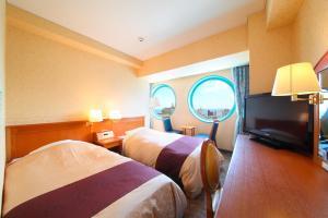 Hotel Seawave Beppu, Hotely  Beppu - big - 32