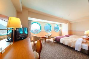 Hotel Seawave Beppu, Hotely  Beppu - big - 18