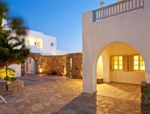 San Giorgio Mykonos - Design Hotels, Hotel  Paraga - big - 39