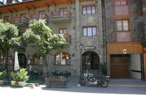 Hotel Ciria, Отели  Бенаске - big - 34