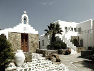 San Giorgio Mykonos - Design Hotels, Hotel  Paraga - big - 48