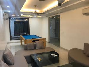 Luxurious! 4bhk apartment, Apartmanok  Újdelhi - big - 1