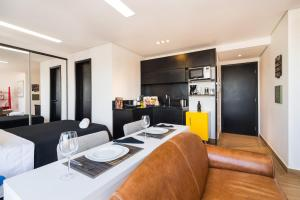 Apartamentos Vila Madalena, Apartments  Sao Paulo - big - 5