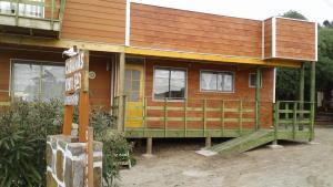 Cabanas Viento Sur. Los Vilos, Лоджи  Los Vilos - big - 7