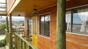 Cabanas Viento Sur. Los Vilos, Лоджи  Los Vilos - big - 8