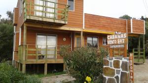 Cabanas Viento Sur. Los Vilos, Лоджи  Los Vilos - big - 24