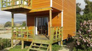 Cabanas Viento Sur. Los Vilos, Lodges  Los Vilos - big - 18