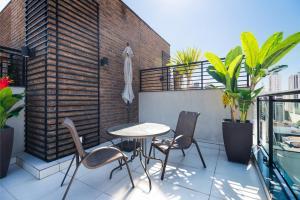 Apartamentos Vila Madalena, Apartments  Sao Paulo - big - 8