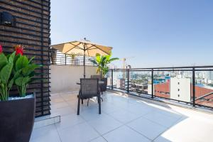 Apartamentos Vila Madalena, Apartmanok  São Paulo - big - 10