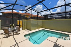 Paradise Palms Resort Townhome Townhouse, Holiday homes  Kissimmee - big - 7