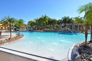 Paradise Palms Resort Townhome Townhouse, Holiday homes  Kissimmee - big - 27