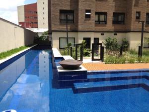 Apartamentos Vila Madalena, Apartmanok  São Paulo - big - 13