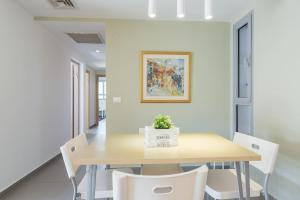 Kfar Saba Center Apartment, Appartamenti  Kefar Sava - big - 57