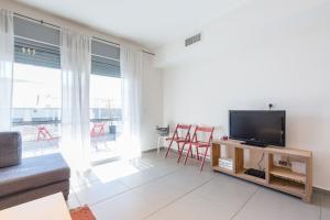 Kfar Saba Center Apartment, Апартаменты  Кфар-Сава - big - 60
