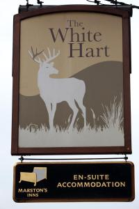White Hart Hotel by Marton's Inns
