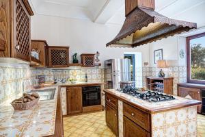 Villa Skyfall, Виллы  Капри - big - 4
