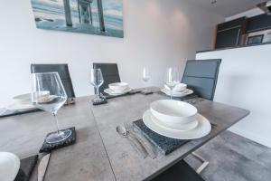 The Deluxe West End Apartment, Apartmány  Edinburgh - big - 11
