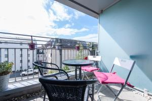 The Deluxe West End Apartment, Apartmány  Edinburgh - big - 15