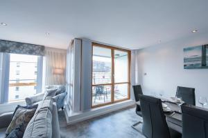 The Deluxe West End Apartment, Apartmány  Edinburgh - big - 16