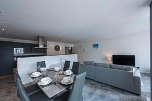 The Deluxe West End Apartment, Apartmány  Edinburgh - big - 18
