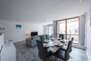 The Deluxe West End Apartment, Apartmány  Edinburgh - big - 20