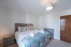 The Deluxe West End Apartment, Apartmány  Edinburgh - big - 38