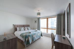 The Deluxe West End Apartment, Apartmány  Edinburgh - big - 54