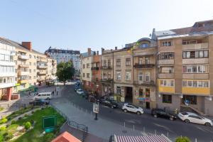 Pegas Apartment, Apartmanok  Ivano-Frankivszk - big - 19