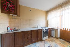 Pegas Apartment, Apartmanok  Ivano-Frankivszk - big - 14