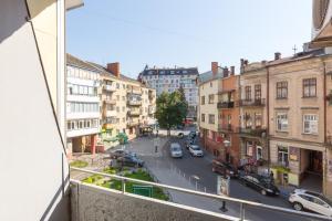 Pegas Apartment, Apartmanok  Ivano-Frankivszk - big - 9