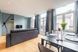 Smartflats City - Saint-Adalbert, Apartmány  Liège - big - 10