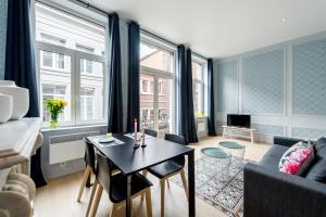 Smartflats City - Saint-Adalbert, Apartmány  Liège - big - 19