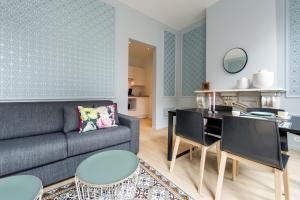 Smartflats City - Saint-Adalbert, Apartmány  Liège - big - 17
